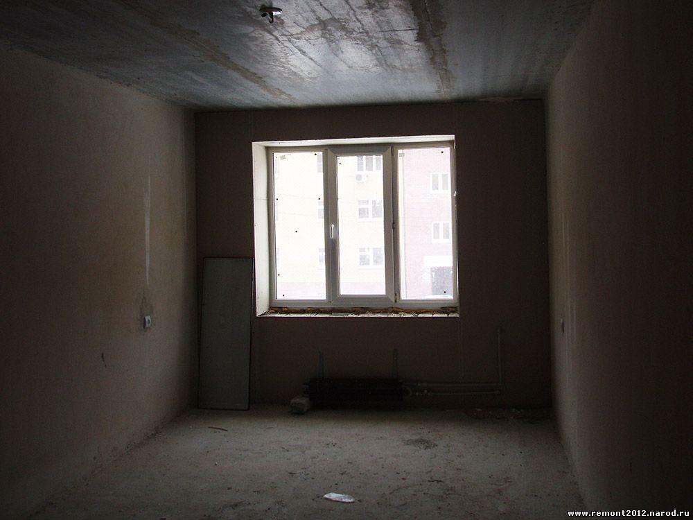 Ремонт комнаты в новостройке